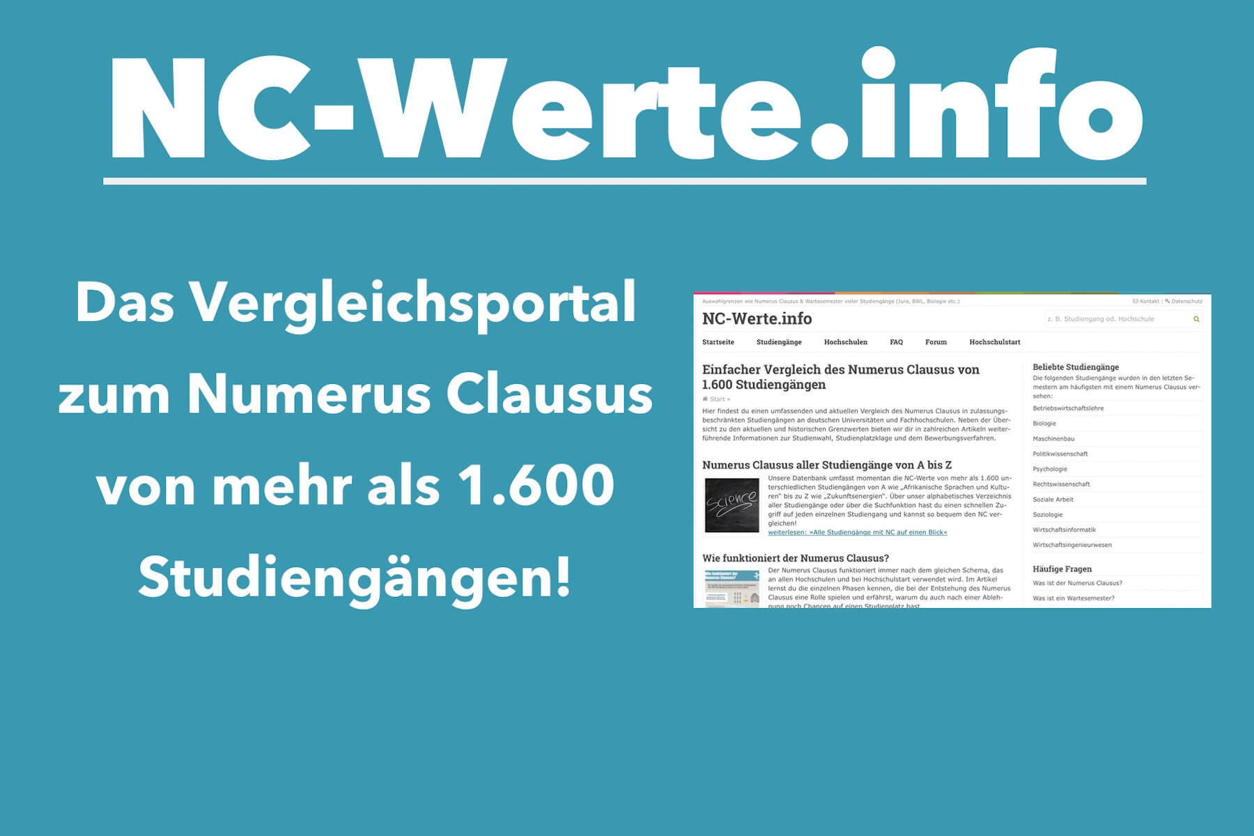 numerus clausus in baden w rttemberg nc On nc werte psychologie